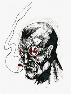 Brain Taker With Goggles By Mike Hill On DeviantArt