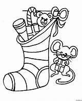 Coloring Socks Printable Mouse Sheets Template Tree Cartoon Snowflake Obrazy Zapisano sketch template
