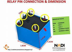 Single Relay 12v - Brand Songle  8  2017 9 15 Am