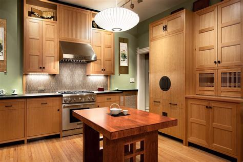 japanese kitchen asian with island table runners