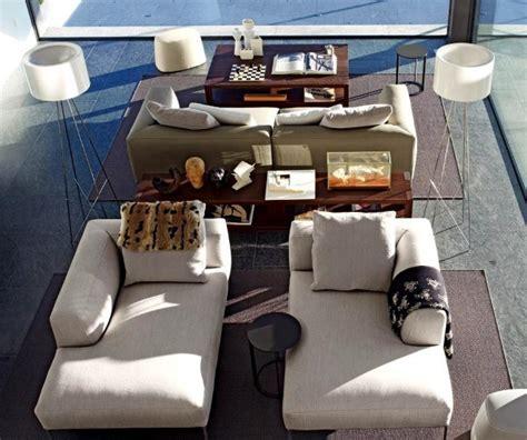 le mobilier de design contemporain de bb italia