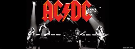 Acdc Group Singing Music Photo Facebook Cover