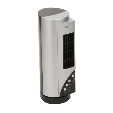 home depot tower fan spt 15 3 4 in oscillating mini tower fan sf 1530i the