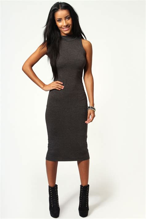 Midi Bodycon Dresses Styling Ideas u2013 Designers Outfits Collection