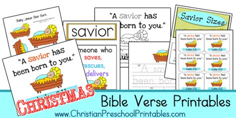 christmas bible verses for preschoolers presschool bible printables 664