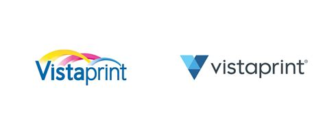 New Logo And Identity For Vistaprint By Tank