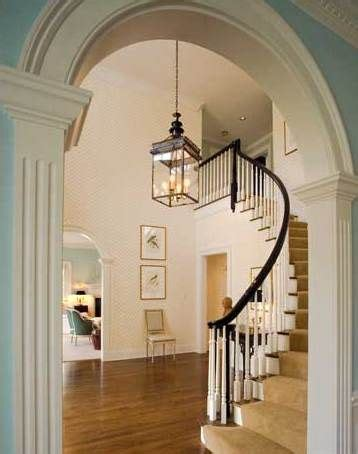 1000+ Ideas About Curved Staircase On Pinterest Grand