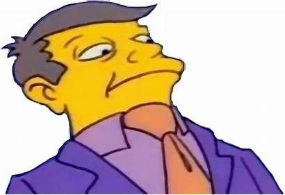 Skinner Principal Pathetic Simpsons Meme Memes Movie