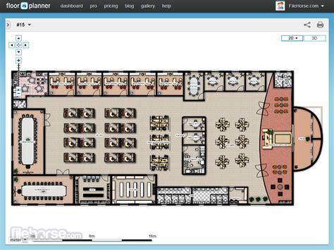 floor planner floorplanner review screenshots filehorse com