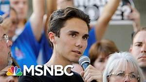 David Hogg On 'Crisis Actor' Conspiracies: Change Is ...
