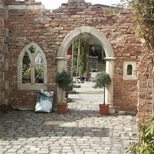 Alte Ziegelsteine Im Garten : antike backsteine terracotta beeteinfassung rasenkante ~ A.2002-acura-tl-radio.info Haus und Dekorationen