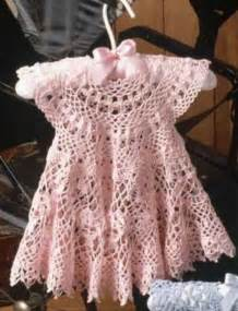 Free Crochet Patterns Baby Girl Dresses