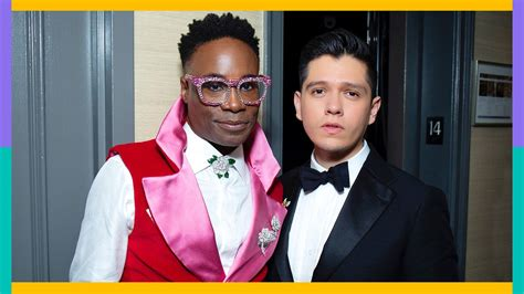 Billy Porter Stylist Just Wants You Feel Wonderful