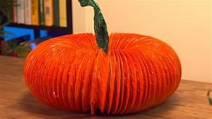 Une Citrouille Pour Halloween : diy et si on fabriquait une citrouille pour halloween ~ Carolinahurricanesstore.com Idées de Décoration