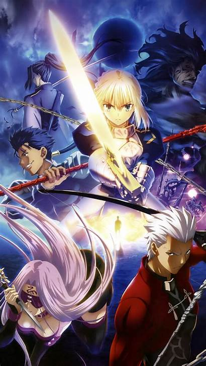 Fate Stay Night Unlimited Blade Works Wallpapers