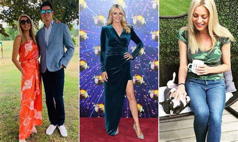 Strictly's Tess Daly and Vernon Kay's family photo album ...