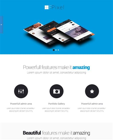 Best Template Free Joomla 3 7 0 by 12 Best 12 Of The Best Masonry Joomla Templates Images On
