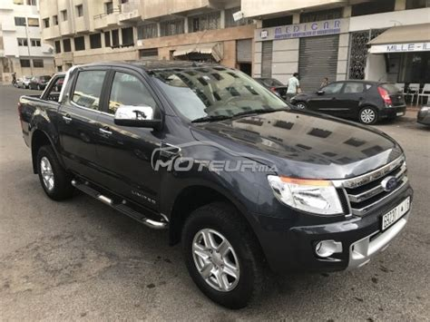 Ma Ford by Ford Ranger Occasion Maroc Annonces Voitures
