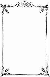 Clipart - Elegant frame