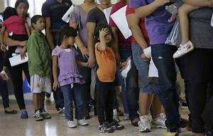 Immigrants caught at border believe families can stay in ...