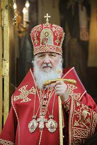 Epistle of His Holiness Patriarch Kirill of Moscow and All ...
