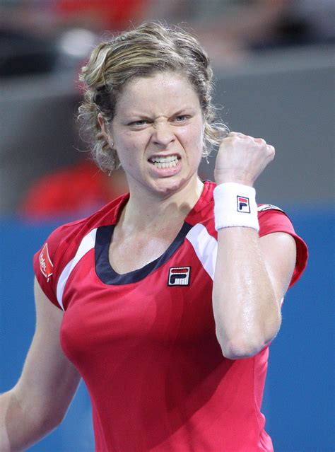 Kim Clijsters Photos Photos 2012 Brisbane International