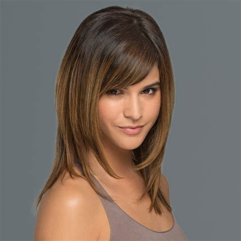classic sleek lob haircut womens hairstyles signature style salons