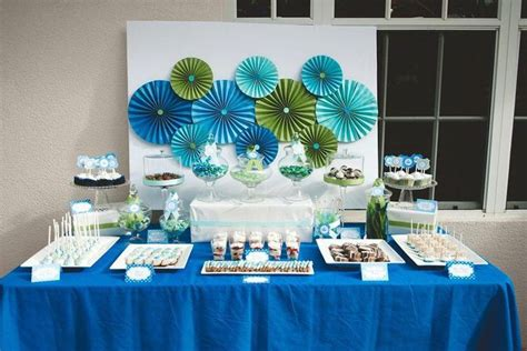 baby boy dessert table top 30 dessert table ideas for your party table decorating ideas