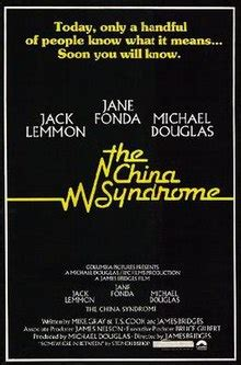 china syndrome wikipedia