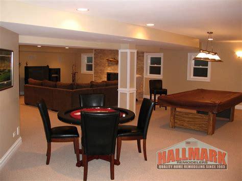 great finished basement design ideas for modern house basement design remodel 2