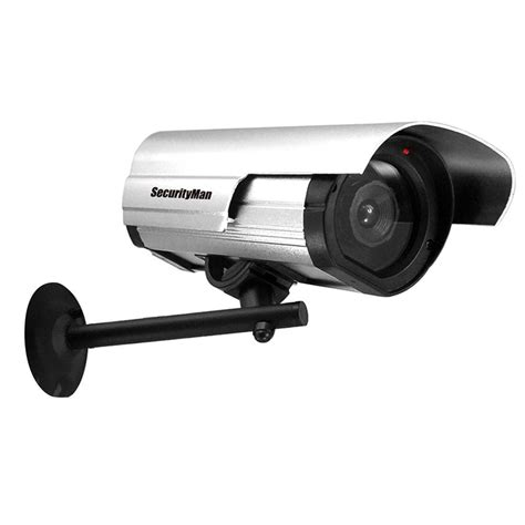 Securityman® Fake Led Outdoor  Indoor Camera  The Home