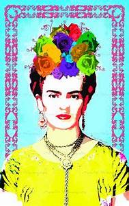 Frida Kahlo Kunstwerk : frida kahlo frida kahlo pinterest leute malen und deko ~ Markanthonyermac.com Haus und Dekorationen