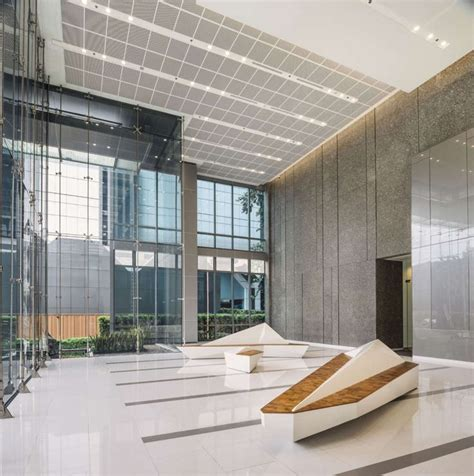 project  aia sathorn tower architects steven