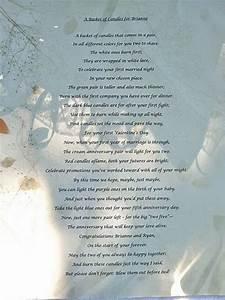 tear jerker shower gift wedding bridal shower gift ideas With wedding shower poems
