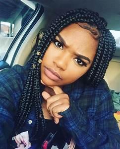 Summerella | Box Braids | Pinterest | Box braids, Hair ...
