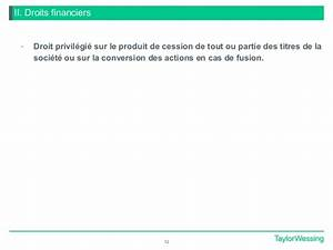 Delai De Remboursement Prime Conversion : les actions de pr f rence un instrument juridique adapt aux besoins ~ Maxctalentgroup.com Avis de Voitures