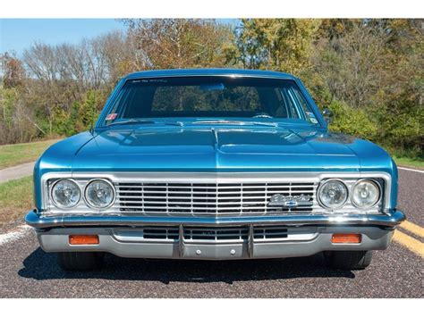 1966 Chevrolet Biscayne Wagon For Sale Classiccarscom