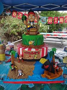59 best images about Jake & Neverland Pirates Cakes on ...