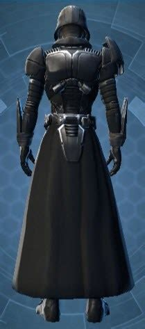tor fashion sith recluse