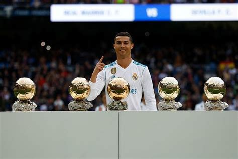 How Many Trophies Does Ronaldo Have