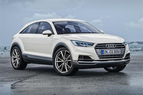 Audi Q4 SUV confirmed for 2019 launch | Autocar