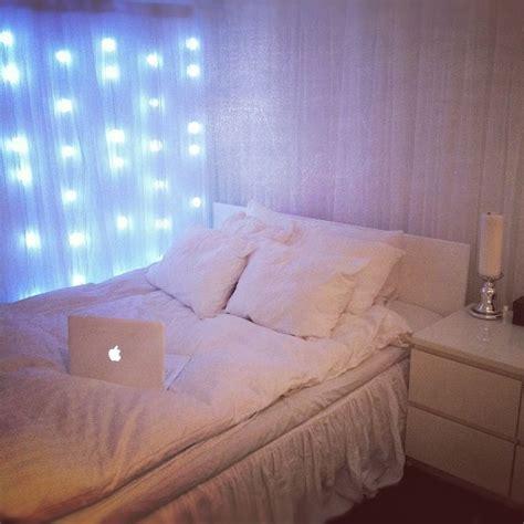 ideas  fairy lights  bedroom  pinterest
