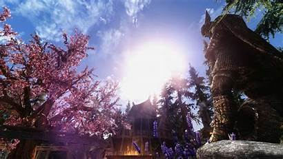 Gaming Pc Skyrim Cinemagraphs Awesome Animated Gifs