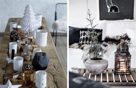 Une Déco De Noël à La Scandinave