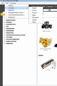 Jcb Spp 2013 Parts Catalog   Service Repair Manuals