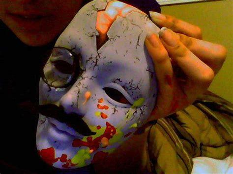 Psychology Mask Project By Ampersam On Deviantart