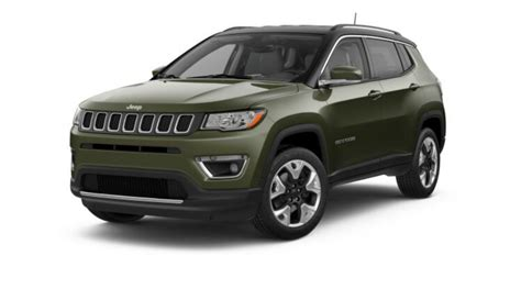 jeep compass 2018 black color options for the 2018 jeep compass