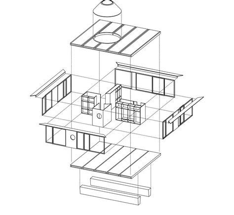 Movable House In Riehen by Movable House In Riehen Flachdach Wohnen Baunetz Wissen