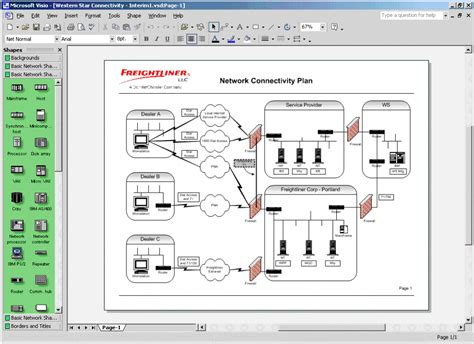 Visio Application Diagram Exles Wiring Library