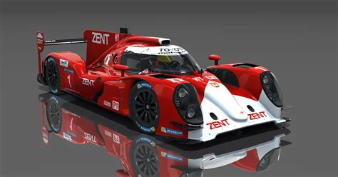 One Toyota by Toyota Ts040 Gt One Tribute Racedepartment